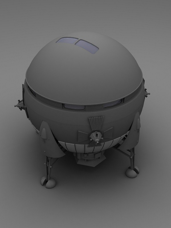 Ares-1B